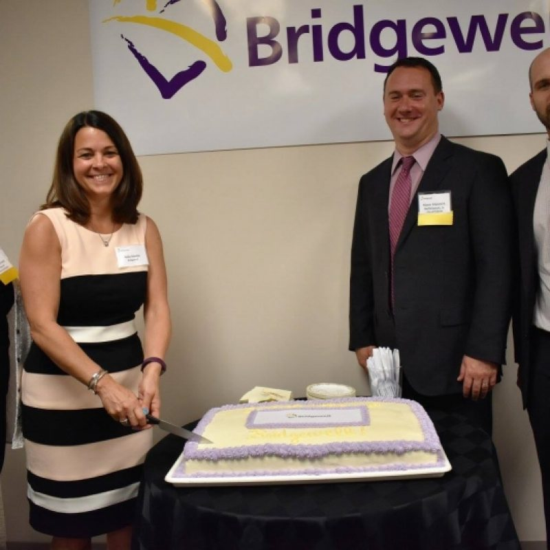 Bridgewell Open house and Ribbon cutting 2017